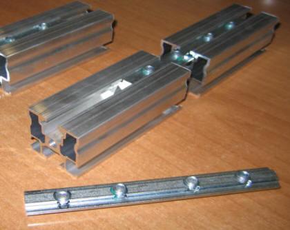 Profili In Alluminio Per Azionamenti Elettrici